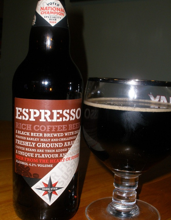 Dark Star - Espresso Stout