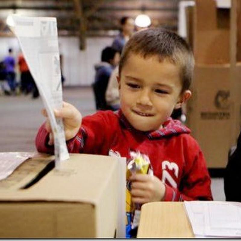 Elecciones 2014: Colombianos van a una segunda vuelta