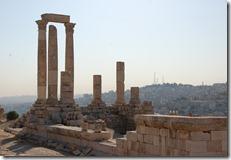 Oporrak 2011 - Jordania ,-  Ciudadela de Amman , 19 de Septiembre  25