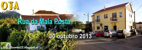 OTA - Rua da Mala Posta - 30.10.13