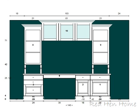 Korrie's Office Final layout