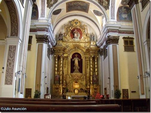 Iglesia de San Vicente o de los jesuitas - Huesca