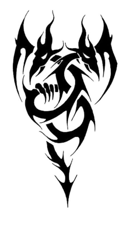 Dbgrrl Dragon Tattoo Designs