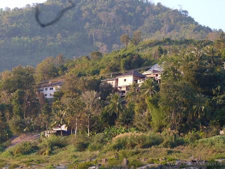 Sat Laos: Pakbeng