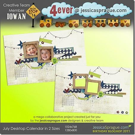4EVERBloghop-IowanPV