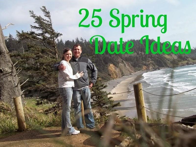 25 Spring Date Idea