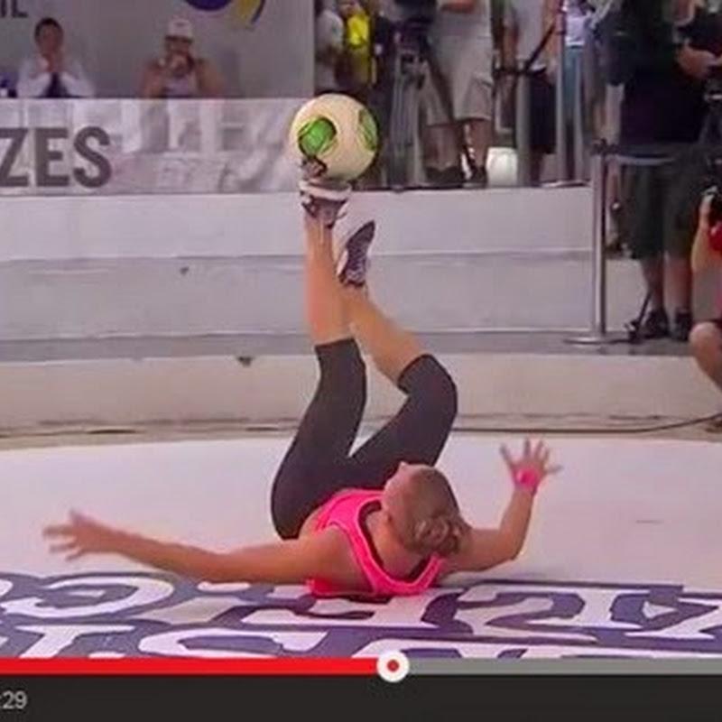 Best Female Freestyle Ποδοσφαίρου