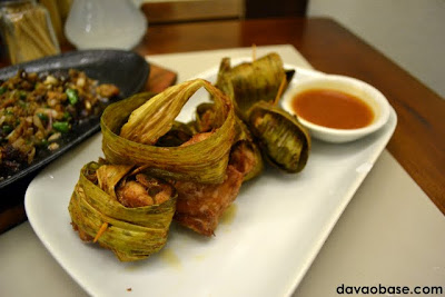 Pandan Chicken at Hukad sa Golden Cowrie in Abreeza Mall