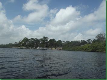 River Store boat dock