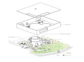 Plano casa Pit UID Architects