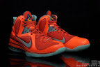 lebron9 allstar galaxy 51 web black Nike LeBron 9 All Star aka Galaxy Unreleased Sample