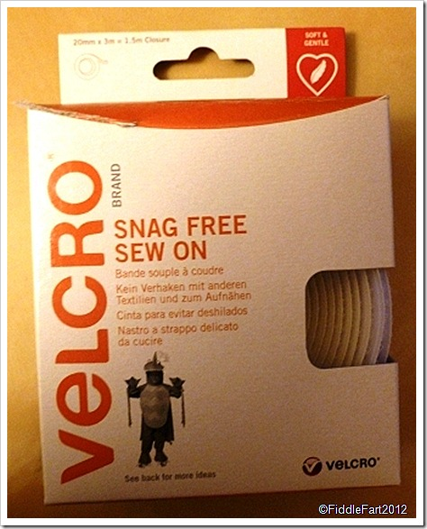 National Velcro Month Snag Free Sew on Velcro