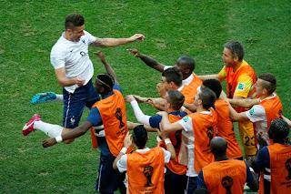 Pourquoi les Bleus vont battre l'Allemagne