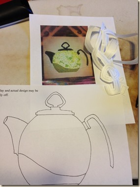 Teapot #10 pieces