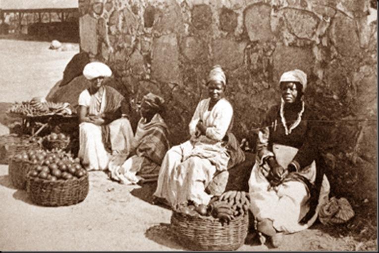 Feirantes - c. 1895