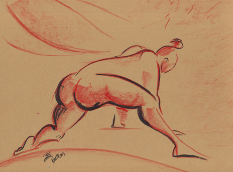 12100301sumo-life-drawing