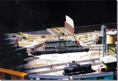 14 LK&R Layout at the Three Rivers Mall in April 1995