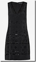 French Connection Milena Jewel Embellished Dress