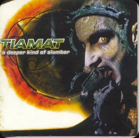 TIAMAT - A Deeper Kind of Slumber [CD Front, 1997]