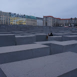 Holocaust Memorial in Berlin, Berlin, Germany