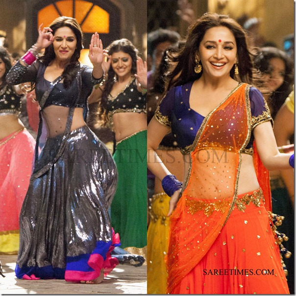 Madhuri-Dixit_Half_Saree