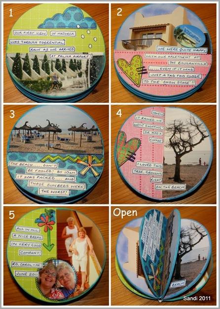 5 Mallorca Mini Pages