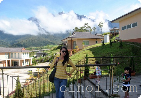 Family Day Dreamworld Kundasang 10