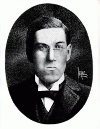 Howard Phillips Lovecraft Portrait
