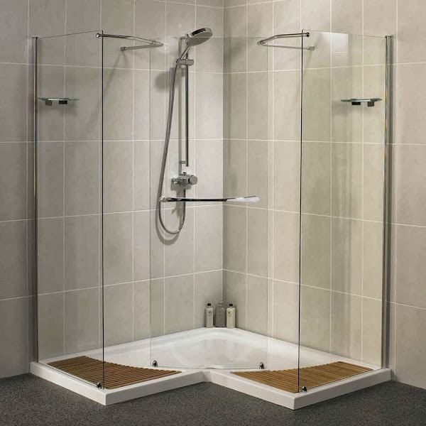 Modern Walk In Shower Designs 4 Walk In Shower Designs