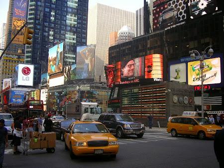 Strazile din New York