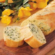 Chive Garlic Bread