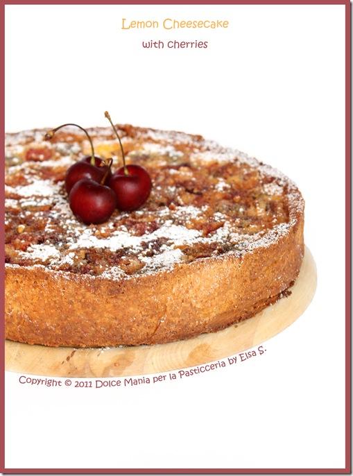 Cheesecake al limone_3