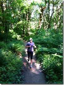 Forest Park run June