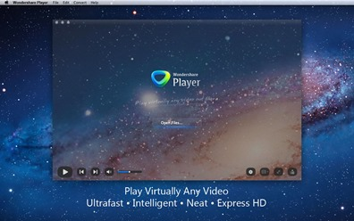 Free Video Player HD for Mac
