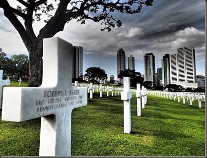 manila american memorial war cemetery