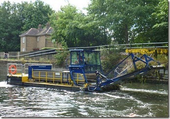 5 weedcutter below tottenham lock