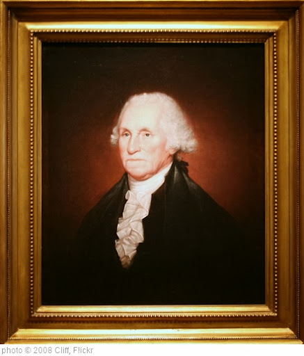 'George Washington, First President (1789-1797)' photo (c) 2008, Cliff - license: http://creativecommons.org/licenses/by/2.0/