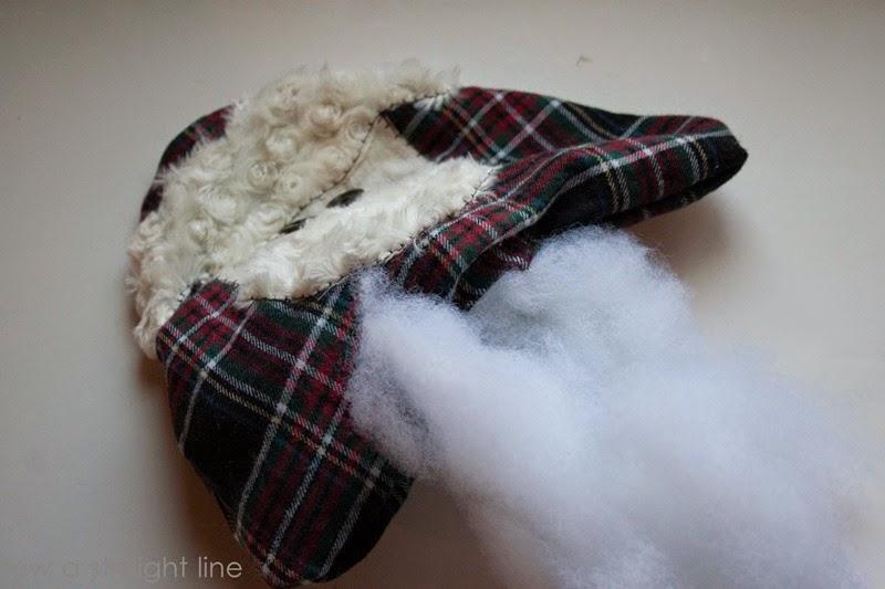 santa face pillows sew a straight line-8
