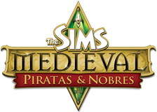 The Sims Medieval - Piratas & Nobres