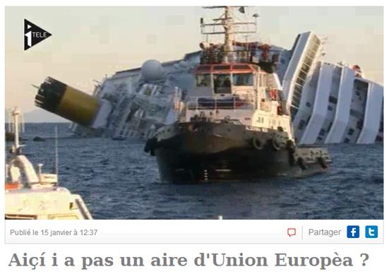 Aire d'Union Europèa