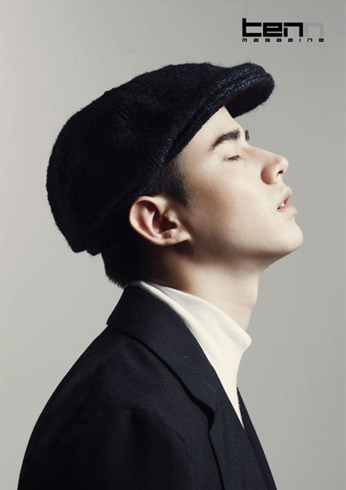 mario maurer in tenn magazine