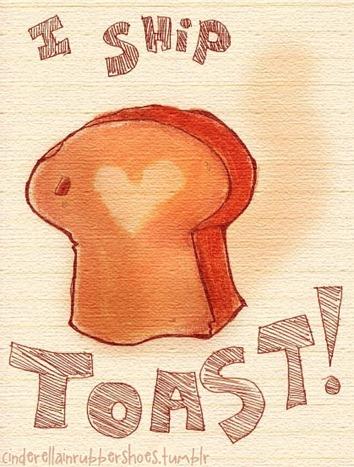 I Ship Toast
