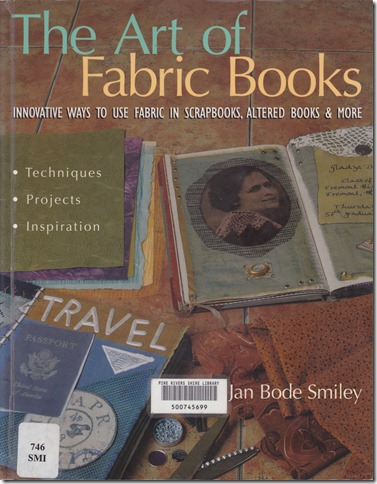 fabric books