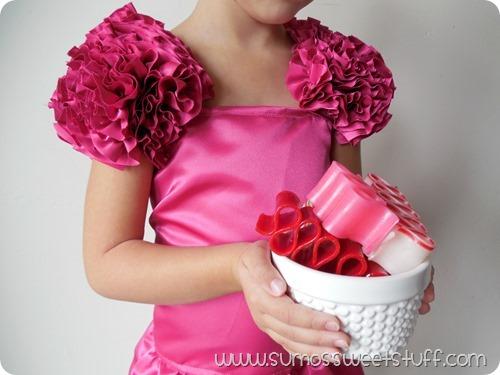 Ribbons & Ruffles - www.sumossweetstuff.com #sewing