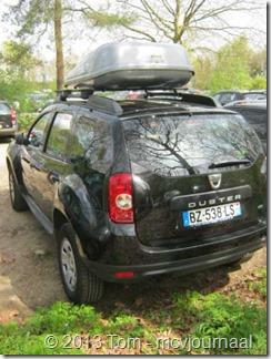 Dacia Duster in Belgie 02