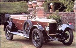 Vauxhall 1923 type M 14-40