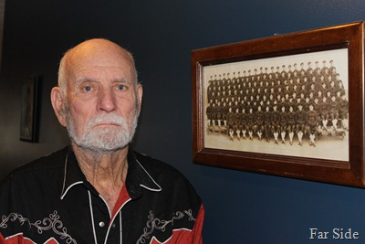 WWII Veteran Joe