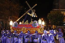 Procesiones Madrid Semana Santa 2013
