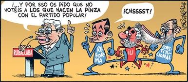 Felipe y la pinza