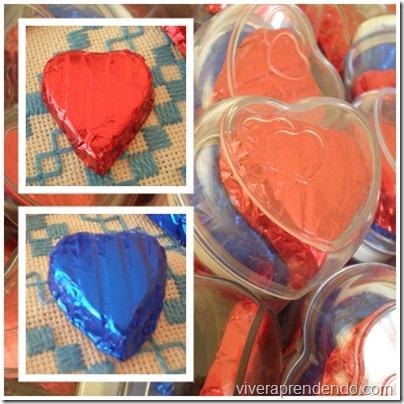 Bombom de Coração